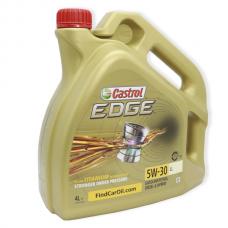 Castrol Edge Titanium FST 5W-30 LL- мастило синтетичне для двигуна, RB-EDG53L-4X4L, 4л
