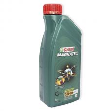 Castrol Magnatec 5W-40 A3/B4 - мастило синтетичне для двигуна, N4-MAG54A3-12X1, 1л