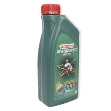 Castrol Magnatec Diesel 5W-40 DPF - мастило синтетичне для двигуна, R1-MD5DPF-12X1N, 1л