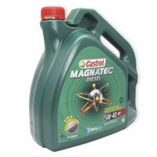 Castrol Magnatec Diesel 5W-40 DPF - мастило синтетичне для двигуна, R1-MD5DPF-4X4N, 4л