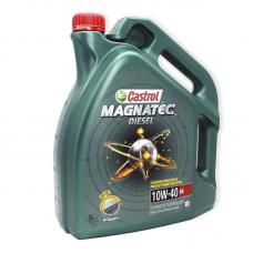 Castrol Magnatec Diesel 10W-40 B4 - мастило напівсинтетичне для двигуна, WF-MAGDB4-4X5S, 5л