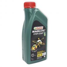 Castrol Magnatec Stop-Start 5W-30 A3/B4 - мастило синтетичне для двигуна, UR-MSS53AB-12X1, 1л