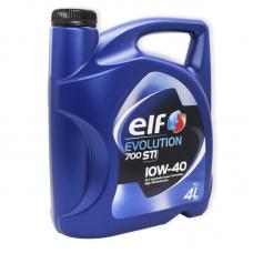 Elf Evolution 700 STI 10W-40 мастило напівсинтетичне для двигуна, 460617, 4л