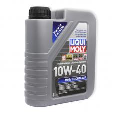 Liqui Moly MOS2-Leichtlauf 10W-40 - мастило напівсинтетичне для двигуна з молібденом, 1930, 1л