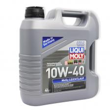 Liqui Moly MOS2-Leichtlauf 10W-40 - мастило напівсинтетичне для двигуна з молібденом, 1917, 4л