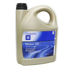 GM Motor Oil 5W-30 Dexos2 5л - оригінальне синтетичне мастило для двигуна, 1942003, 5л
