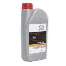 Toyota Engine Oil 5W-30 - оригінальне синтетичне мастило для двигуна, 08880-80846, 1л