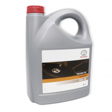 Toyota Engine Oil 5W-30 - оригінальне синтетичне мастило для двигуна, 08880-80845, 5л