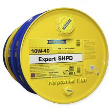Ravenol SHPD 10W-40 - мастило напівсинтетичне для двигуна (на розлив), 1л