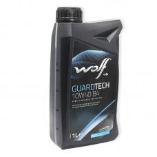 Wolf Guardtech 10W40 B4 SL/CF, A3/B4 - мастило напівсинтетичне для двигуна, 1л