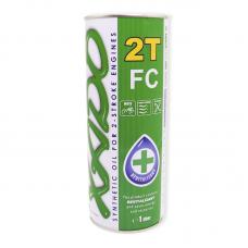 Хадо Atomic Oil 2T FC - мастило синтетичне для двотактного двигуна з ревіталізантом, ХА 20116, 1л