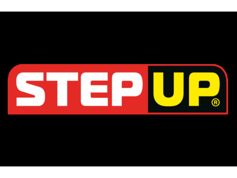 StepUp - завжди на крок попереду.