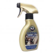 Очисник виробів зі шкіри K2 Letan Cleaner, K204, 250мл