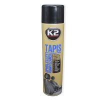 Хімчистка для всіх видів тканини(аерозоль) K2 Tapis, K2061, 600мл