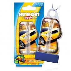Тутті-Фрутті ароматизатор повітря Areon Liquid Tutti Frutti LC04 8,5мл