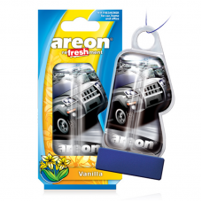 Ваніль ароматизатор повітря Areon Liquid Vanilla LC07 8,5мл
