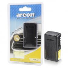 Ваніль ароматизатор повітря Areon Car Blister Vanilla ACE02, 8мл