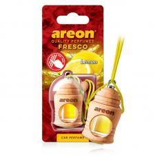 Лимон ароматизатор повітря Areon Fresco Lemon FRTN19, 4мл
