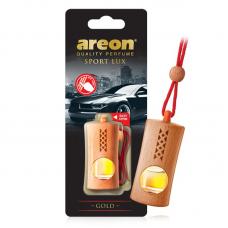 Золото ароматизатор повітря Areon Fresco Sport Lux Gold FSL01, 4мл