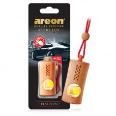 Платина ароматизатор повітря Areon Fresco Sport Lux Platinum FSL03, 4мл
