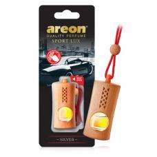 Срібло ароматизатор повітря Areon Fresco Sport Lux Silver FSL02, 4мл