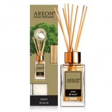 Золото аромадифузор повітря Areon Lux Home Perfume Gold PL01, 85мл