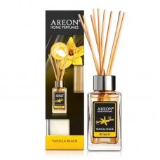 Чорна Ваніль аромадифузор повітря Areon Lux Home Perfumeм Vanilla Black PS10, 85мл