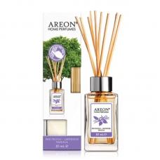 Пачолі-Лаванда-Ваніль аромадифузор повітря Areon Home Perfume Patchouli PS5, 85мл
