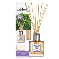 Пачулі-Лаванда-Ваніль аромадифузор повітря Areon Home Perfume Patchouli HPS5, 150мл