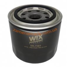 WIX Filters WL7081 - фільтр оливний (аналог SM-121, OC230, LS819, OP536)