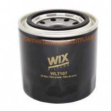 WIX Filters WL7107 - фільтр оливний (аналог SM-124, OC115, LS465, OP557)