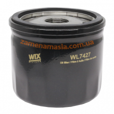 WIX Filters WL7427 - фільтр оливний (аналог SM-142/1, OC727, LS933, OP643/4)