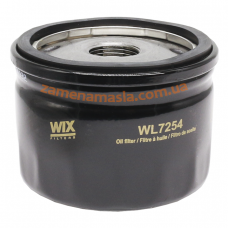 WIX Filters WL7254 - фільтр оливний (аналог SM-142, OC467, LS932, OP643/3)