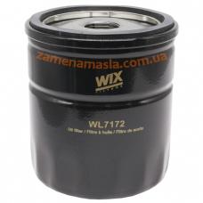 WIX Filters WL7172 - фільтр оливний (аналог SM-143, OC988, LS359, OP618)