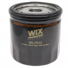 WIX Filters WL7513 - фільтр оливний (аналог SM-158, OC978, LS946, OP643/5)