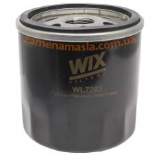WIX Filters WL7203 - фільтр оливний (аналог SM-836, OC295, LS325, OP641)