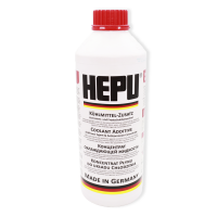 Hepu G12 - концентрат антифризу червоний, P999-G12, 1.5л