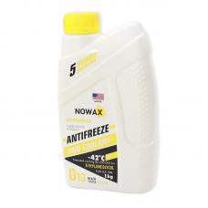 Nowax  Antifreeze G13 - антифриз жовтий, NX01012, 1кг