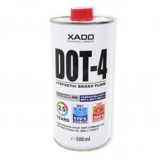 Хадо dot-4 - гальмівна рідина, ХА 54203, 500мл