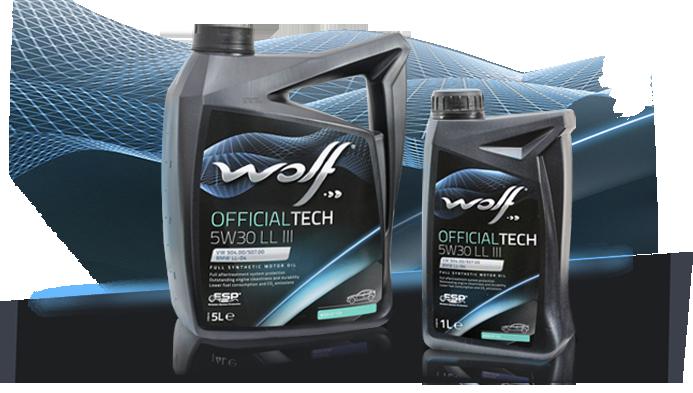 Wolf Officialtech 5W30 LL